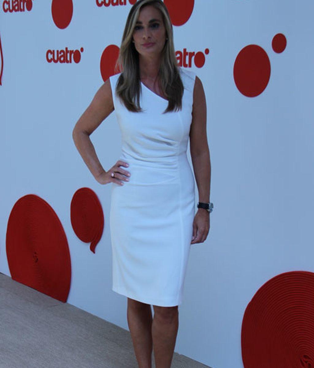 Marta Reyero, presentadora de Informativos fin de semana