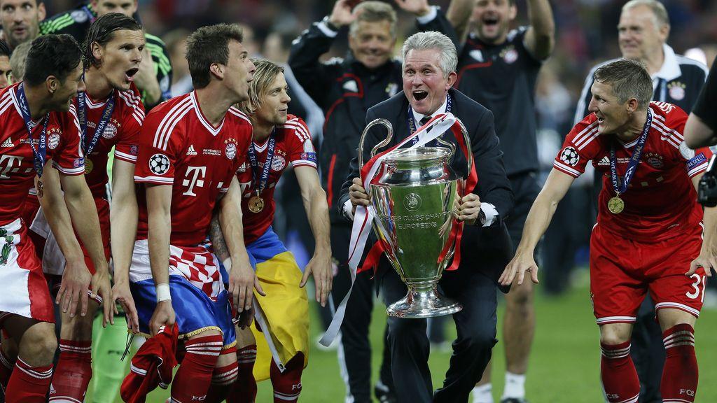El Bayern de Munich conquista la Champions