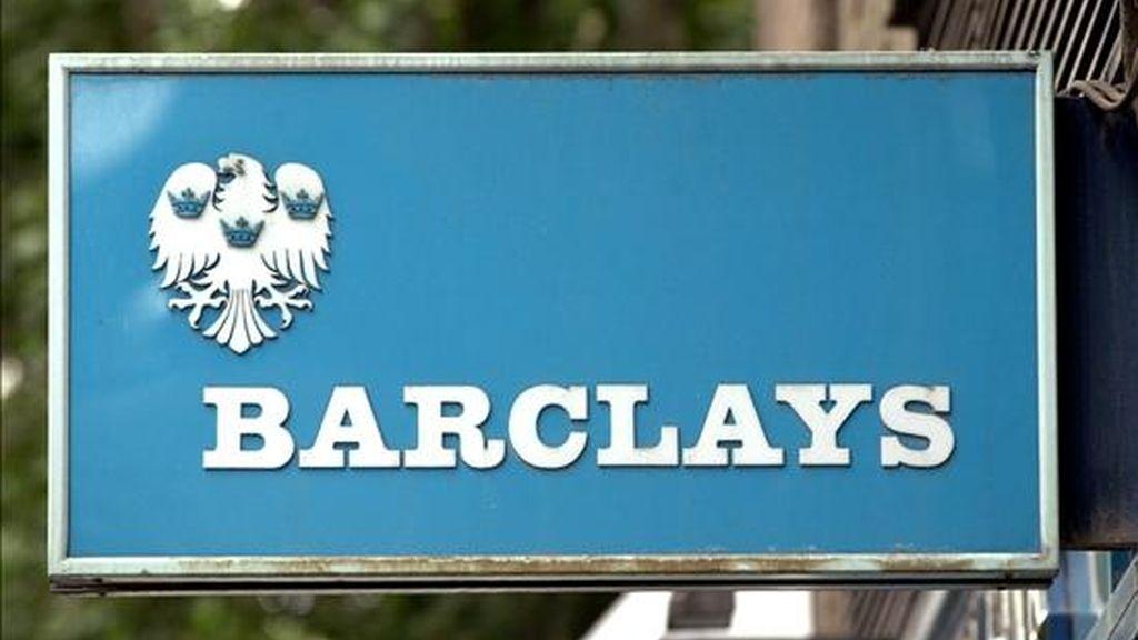 Logotipo de Barclays Bank. EFE/Archivo