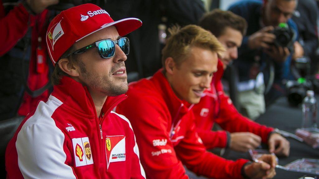 Alonso, en el GP de Canadá