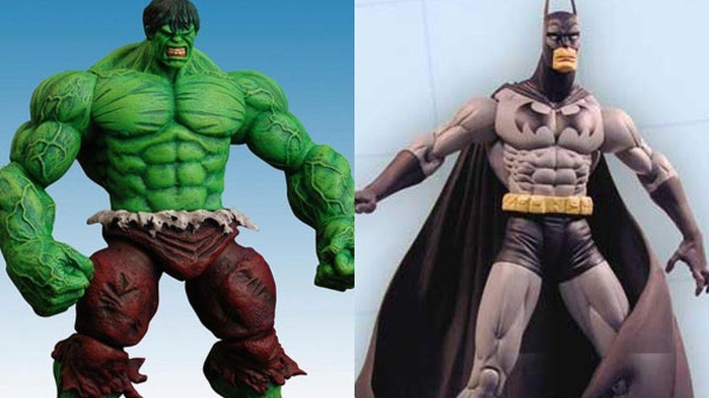 Hulk y Batman