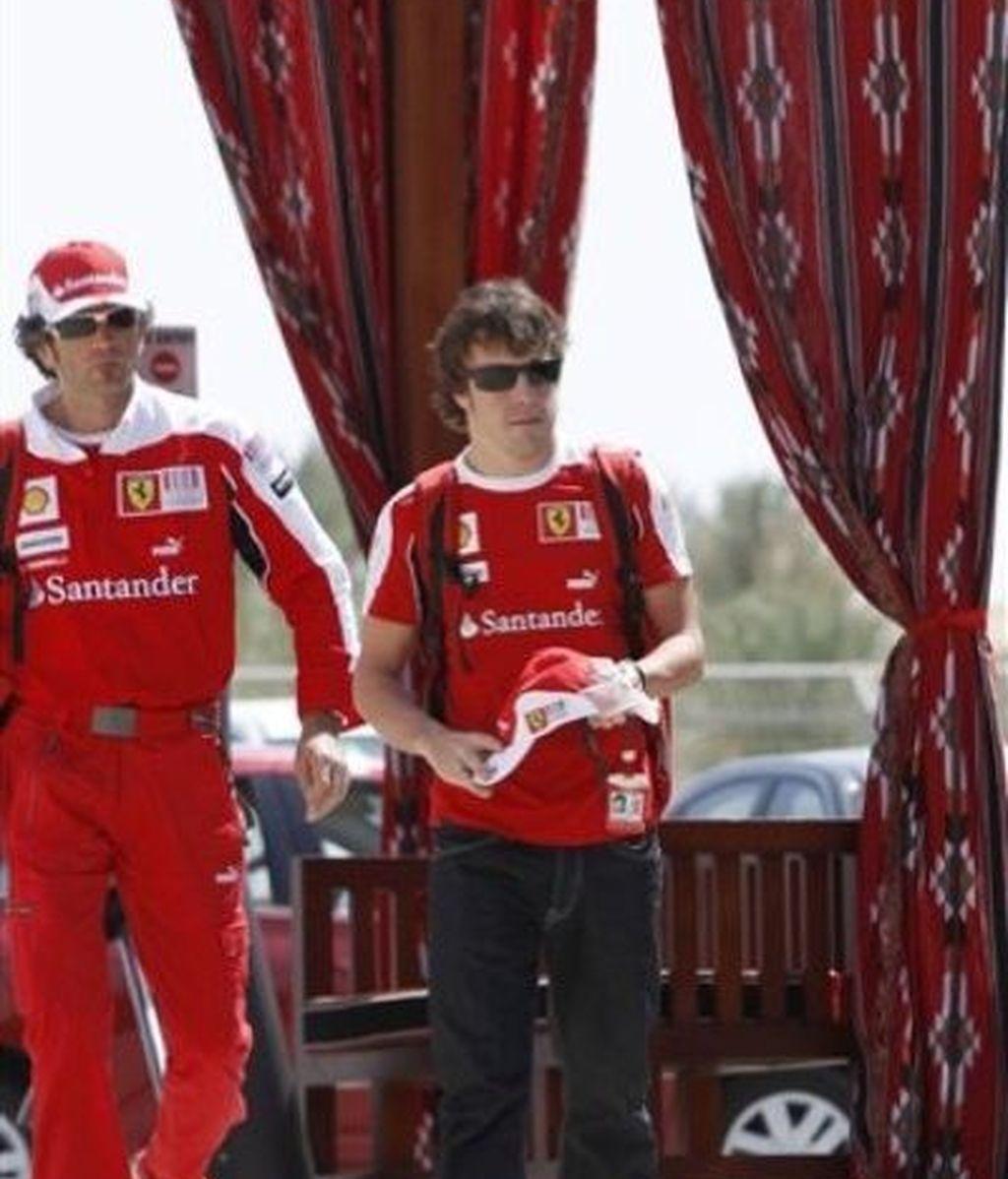 Muchas expectativas puestas en Alonso