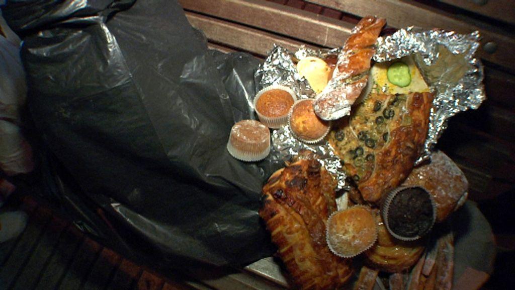 Ocho millones de toneladas de alimentos se tiran al año