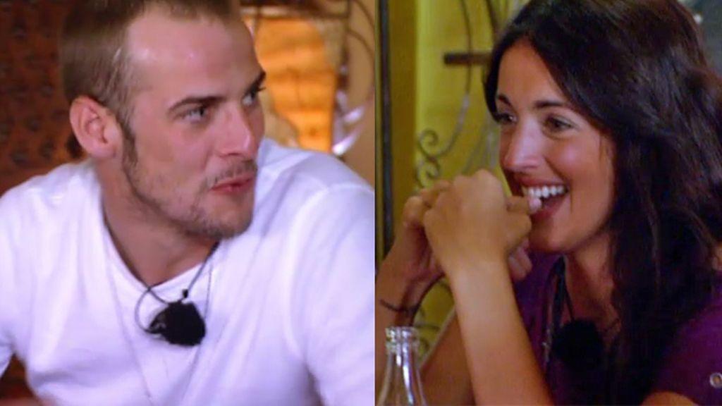 Atracción entre Álex y Noelia en 'Expedición Imposible'