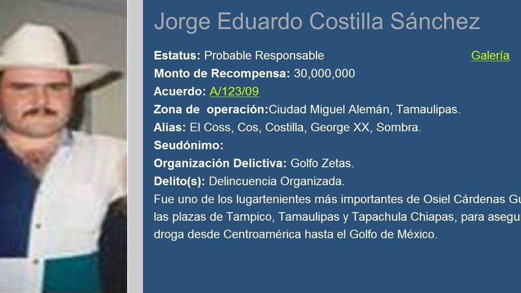 Jorge Eduardo Costilla Sánchez