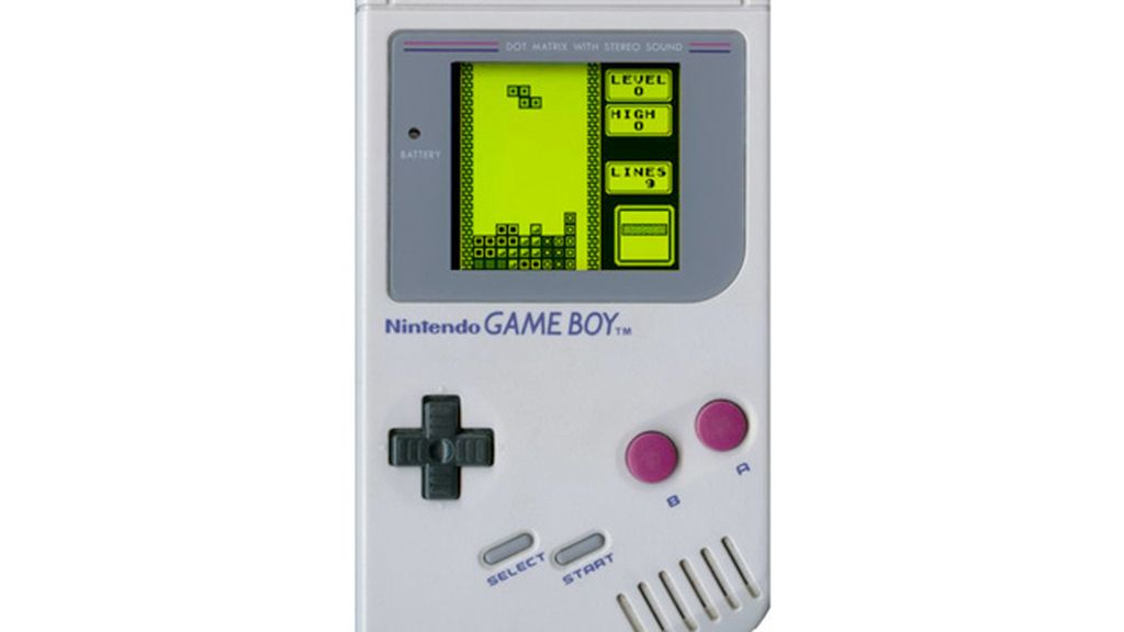 Nintendo,Game Boy,25 aniversario