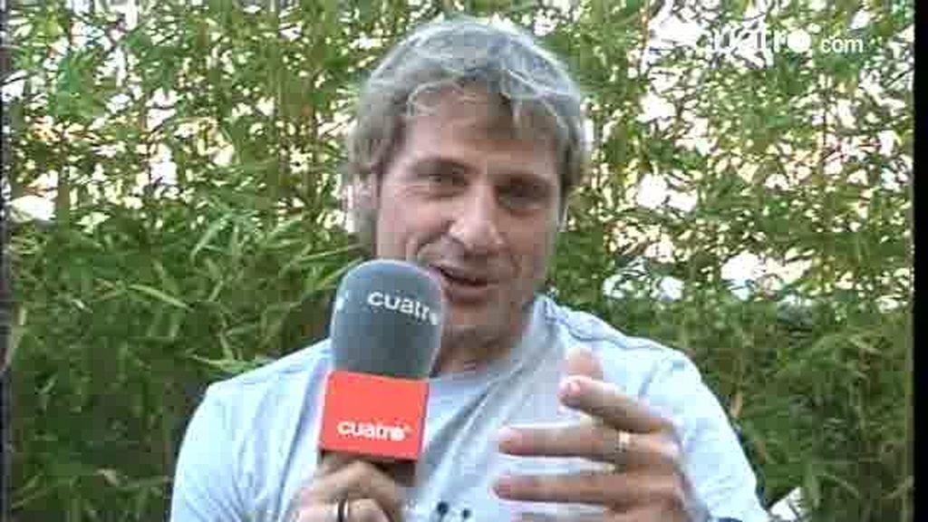 EXCLUSIVA: Julián Iantzi te adentra en el paraíso, te adentra en Billete a Brasil