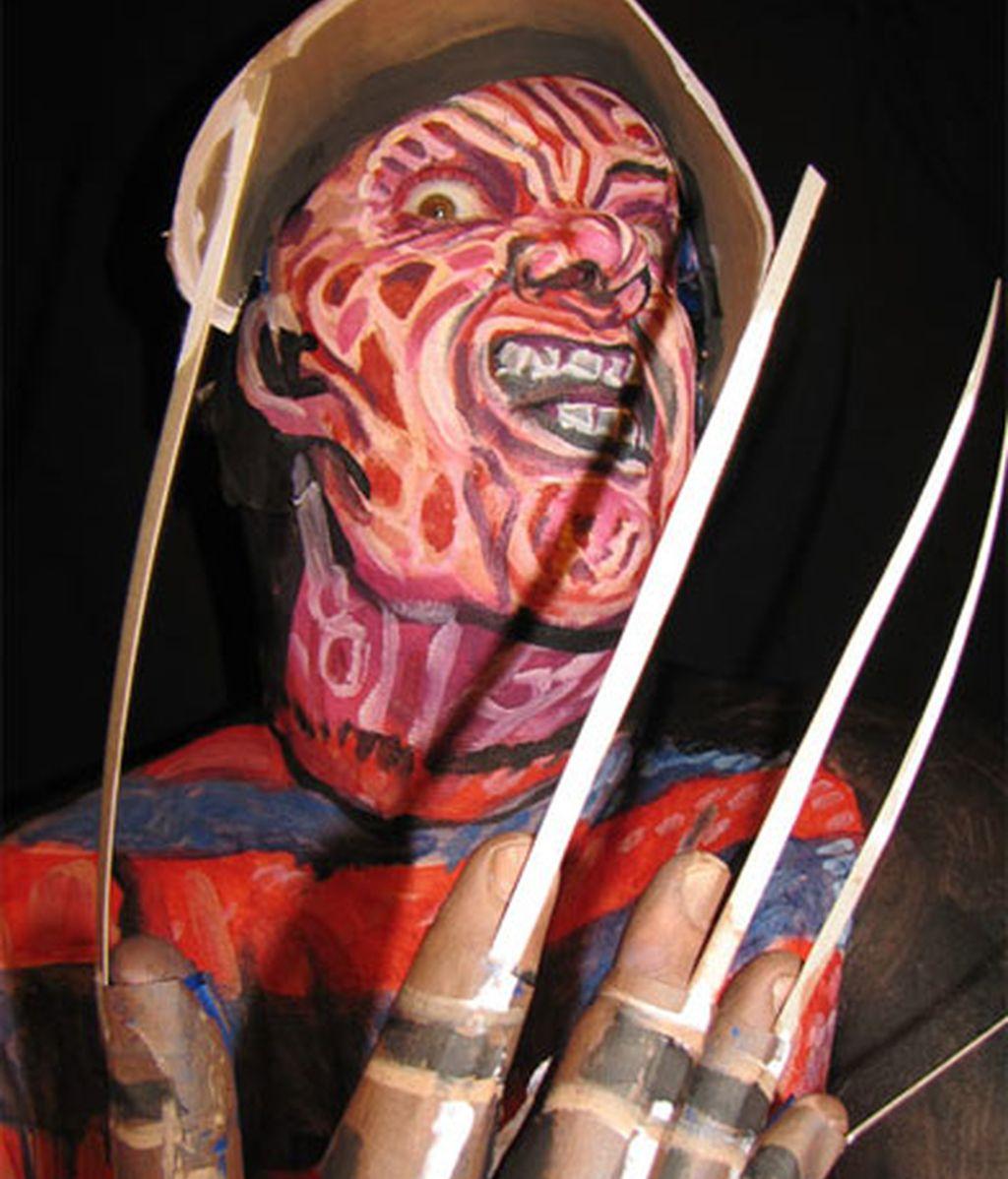 'Tatuados' en el rostro