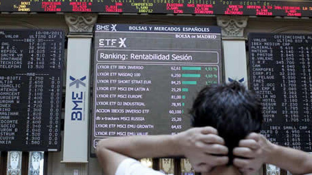 La bolsa de Madrid, en verde por segundo día consecutivo