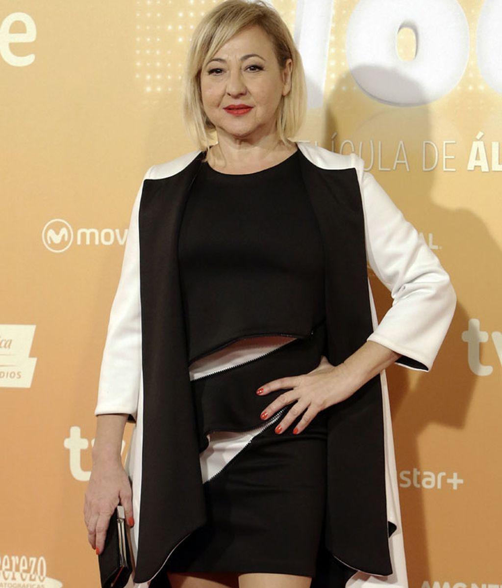 Carmen Machi también está en el reparto de 'Mi gran noche'
