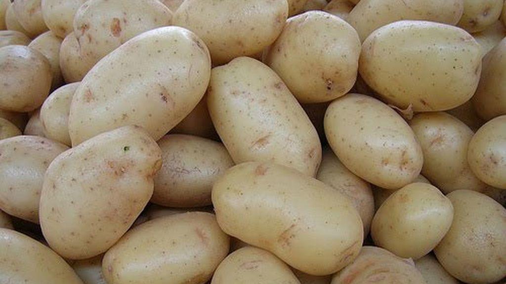 El consumo moderado de patatas no produce aumento de peso.