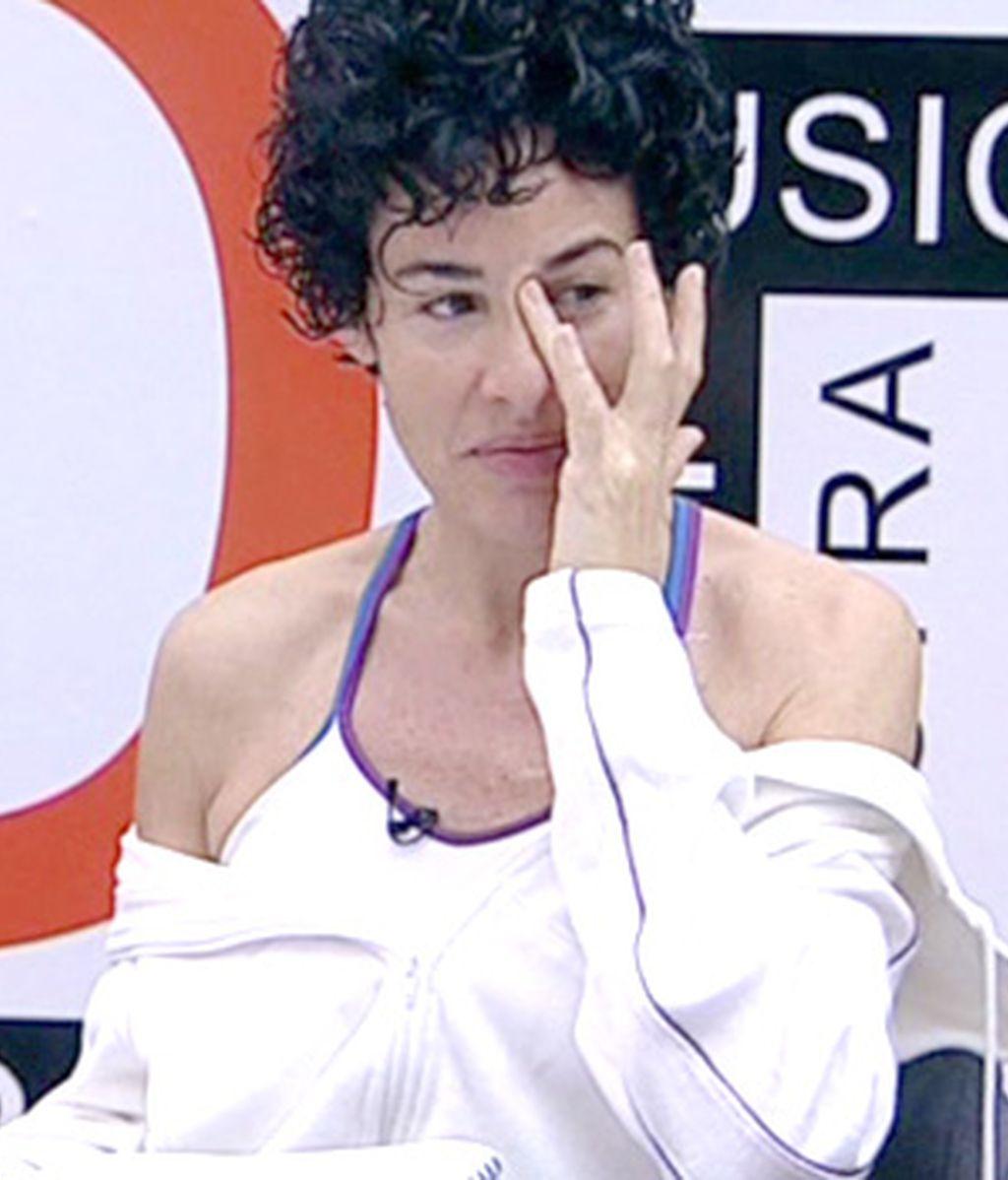 Nina, directora de la Academia de OT 2011.