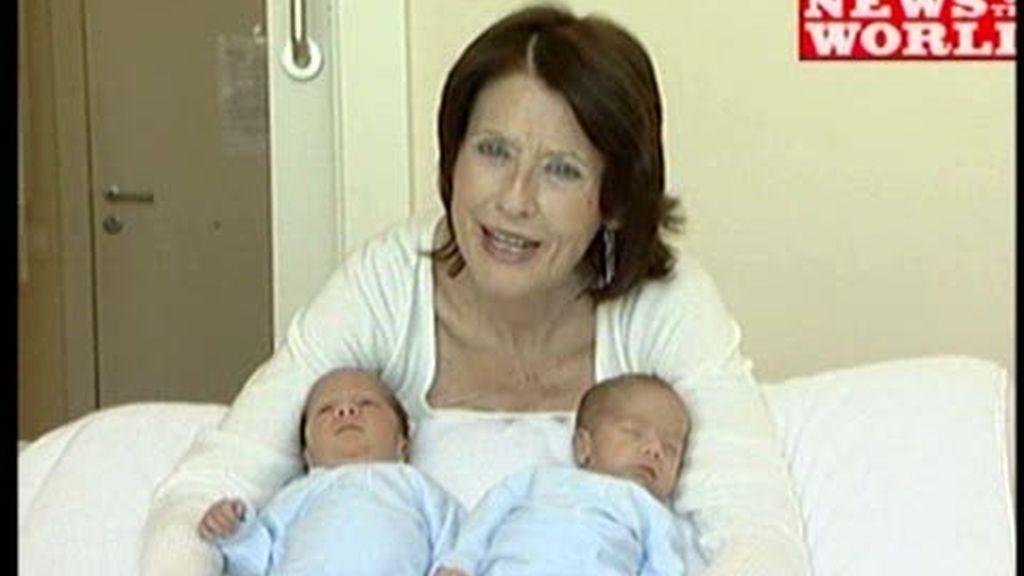 Deja huérfanos a los gemelos