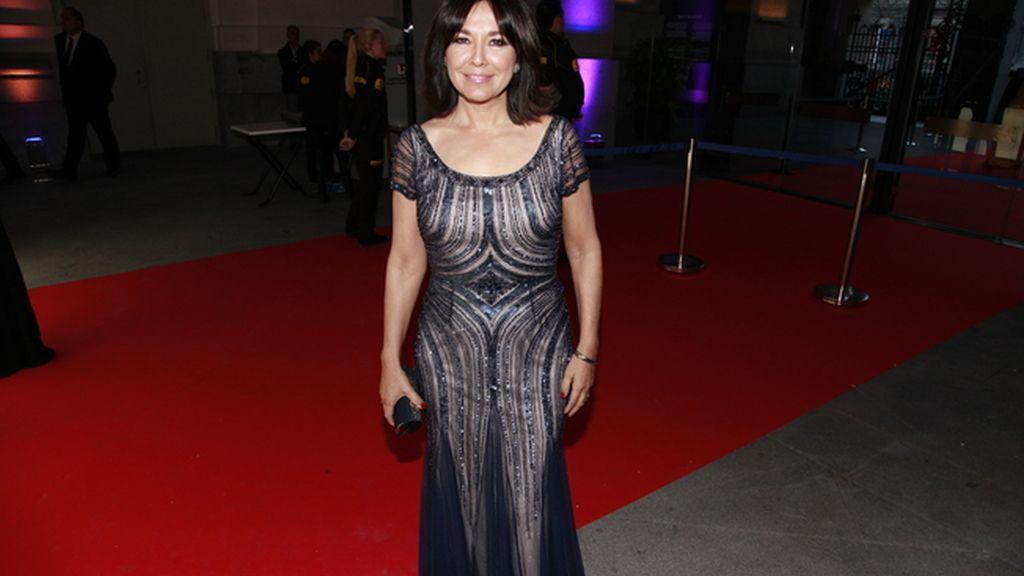 Isabel Gemio, cuya fundación fue una de las beneficidas por The Global Gift Gala