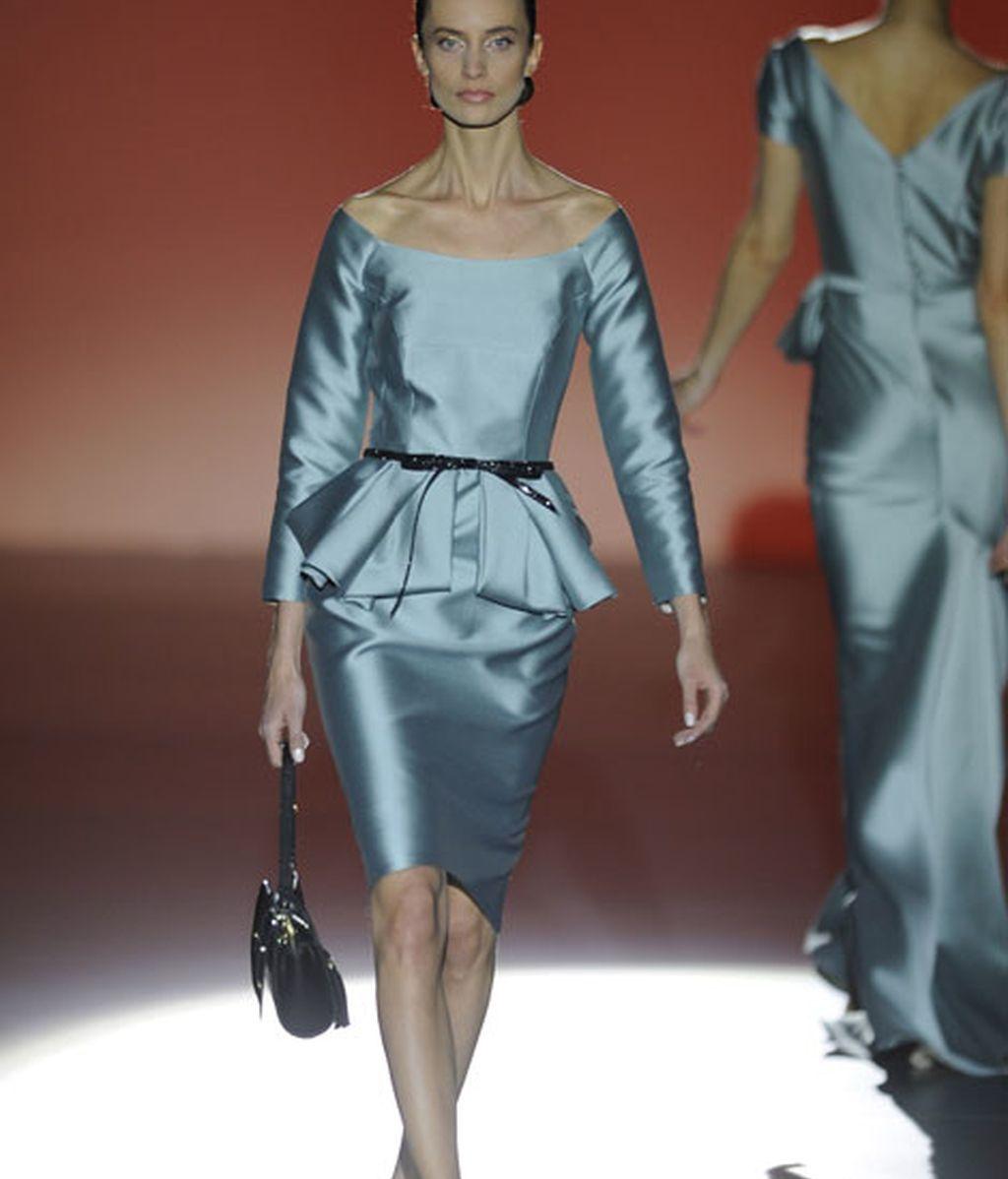 Hannibal Laguna: El regreso a la costura clásica