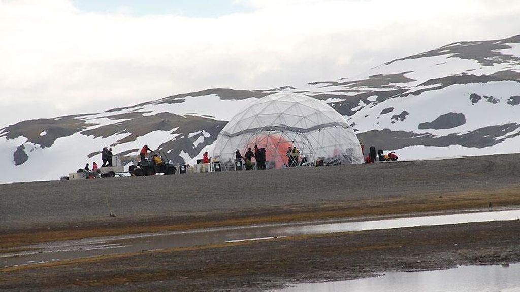 Metallica actuará en la Antártida