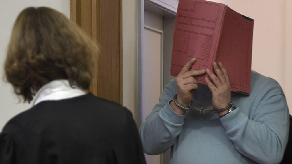El enfermero alemán, Niels H., juzgado por matar a algunos de sus pacientes