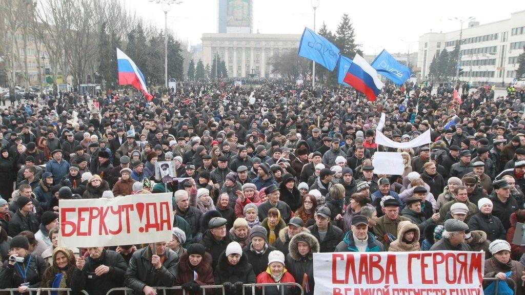 España apoya al nuevo Gobierno ucraniano y pide que no se recurra al uso de la fuerza