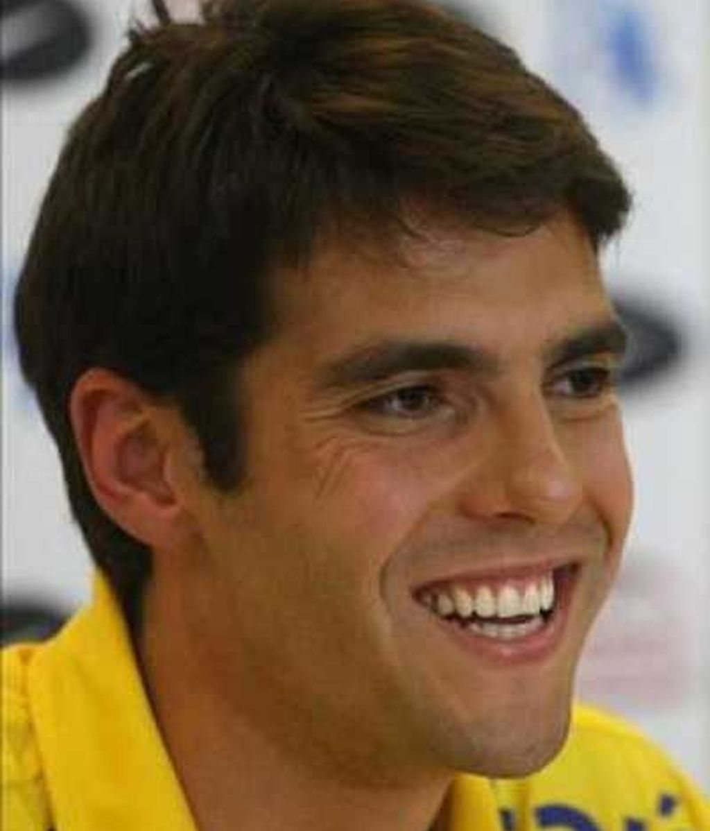 Kaká, encantado con su fichaje