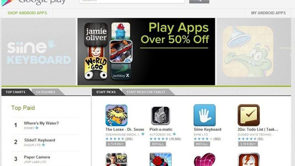 Android Market ahora se llama Google Play