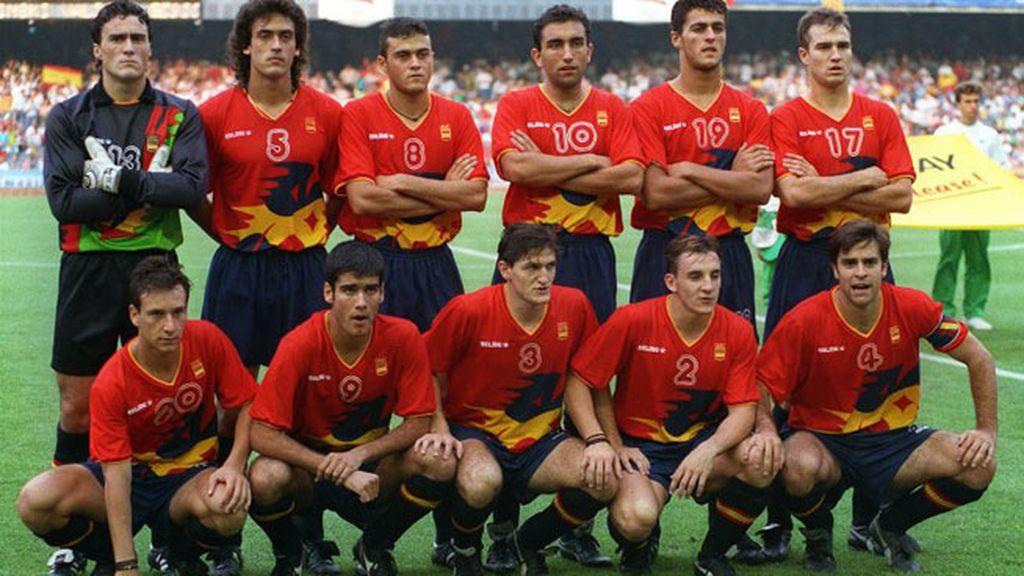 Barcelona 1992: Fútbol masculino