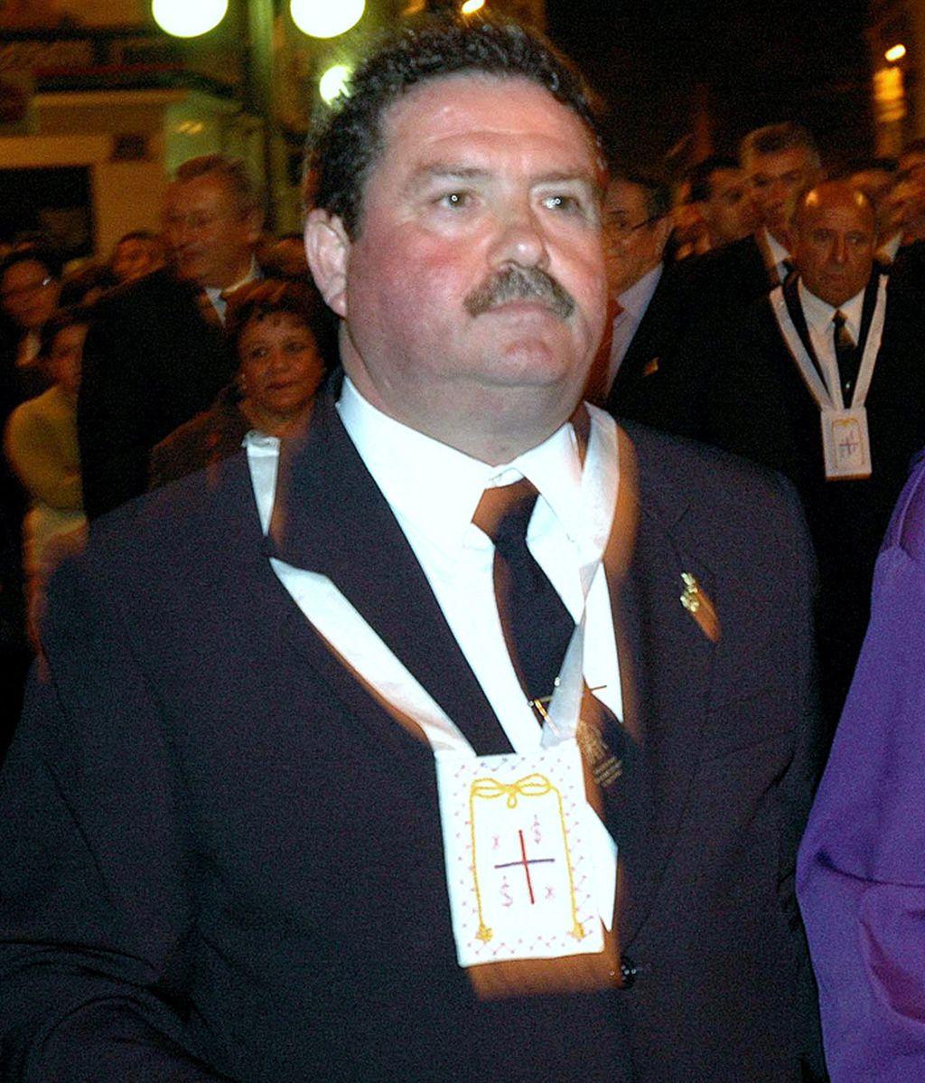 Gregorio Castillo, director general de Seguridad Ciudadana de Melilla