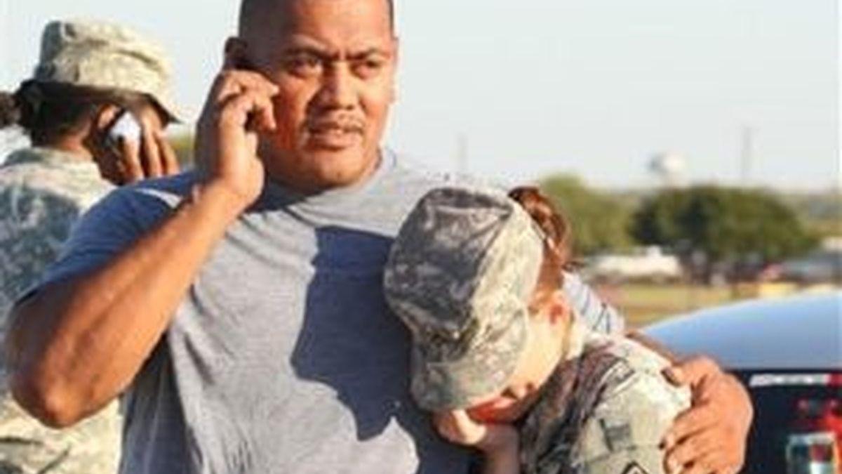 El agresor es un psiquiatra militar de 40 años que ha resultado herido. Vídeo: Informativos Telecinco.