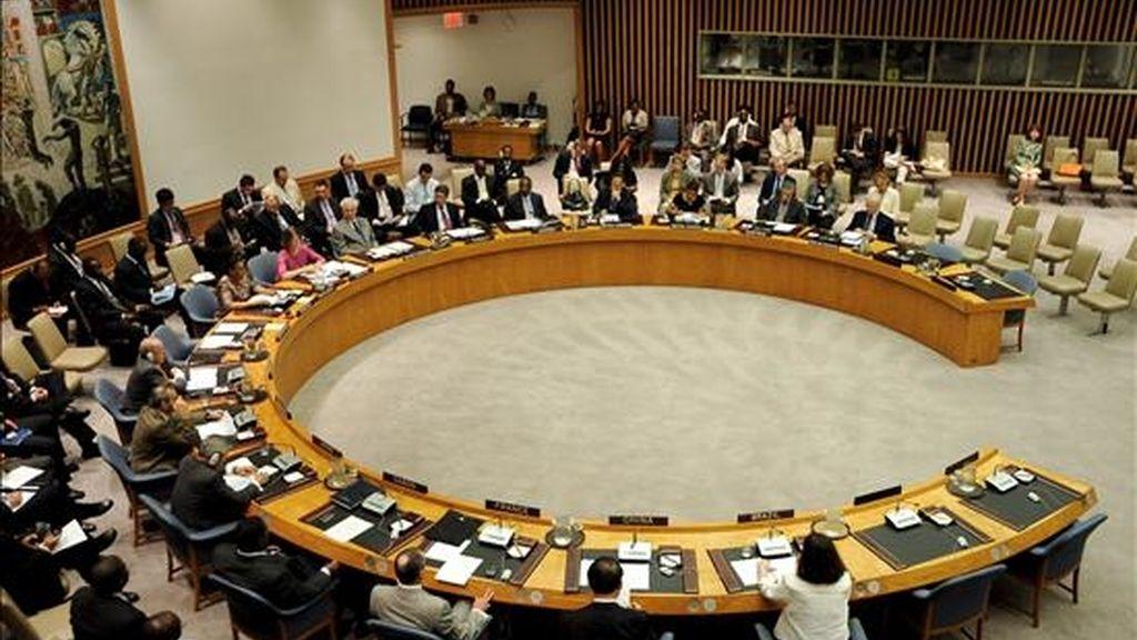 El portavoz de la ONU, Farhan Haq, informó que el coordinador especial para Líbano, Michael Williams, se desplazará la próxima semana hasta Nueva York para informar sobre la situación del país y los recientes incidentes. EFE/Archivo