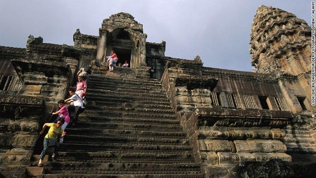 Tempo Angkor Wat, Camboya