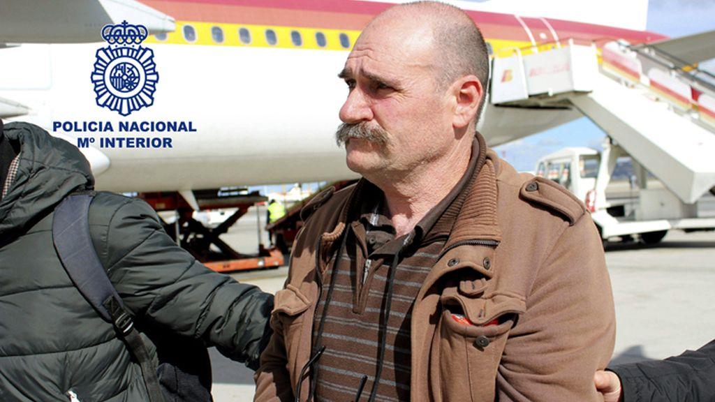 Trasladado desde Francia a España el etarra José Lorenzo Ayestarán Legorburu acusado de asesinato