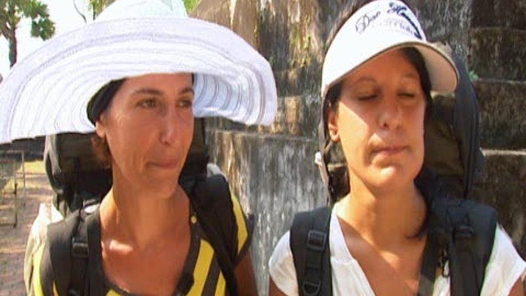 Promo Pekín Express: El mundo contra Sandra y Belinda