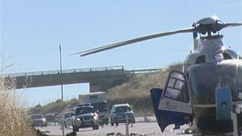 Cuatro fallecidos en un accidente de tráfico en Salamanca