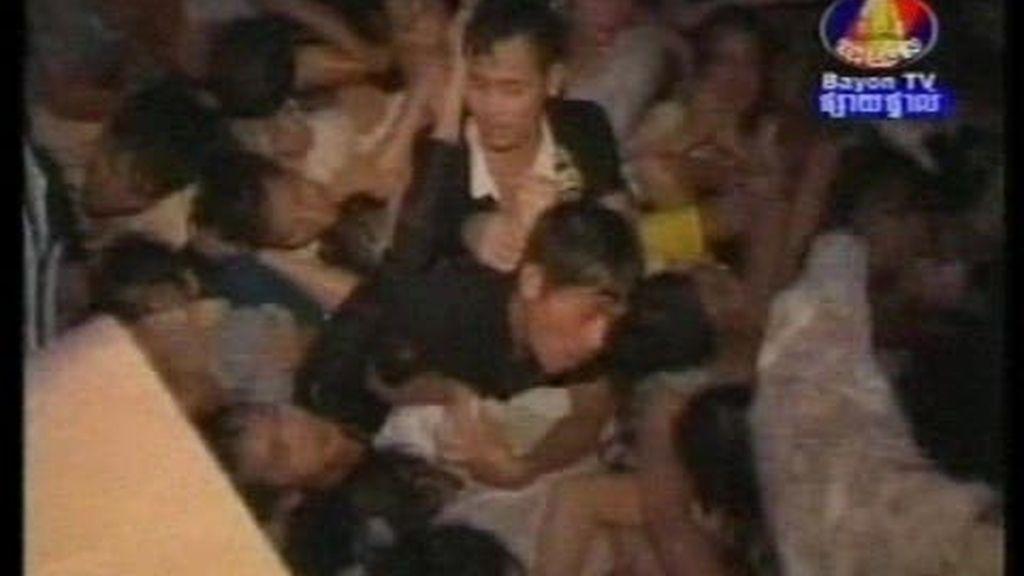La pesadilla de Camboya