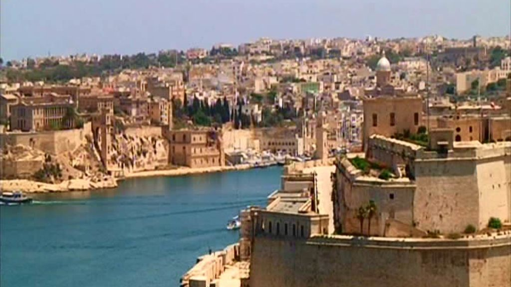 Vista panorámica de Malta