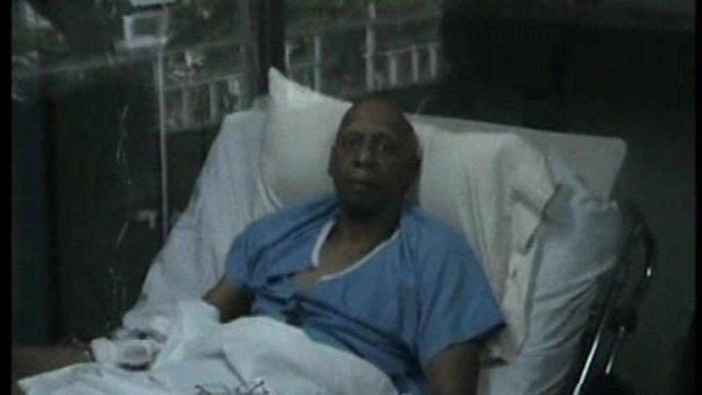 Fariñas abandona la huelga de hambre