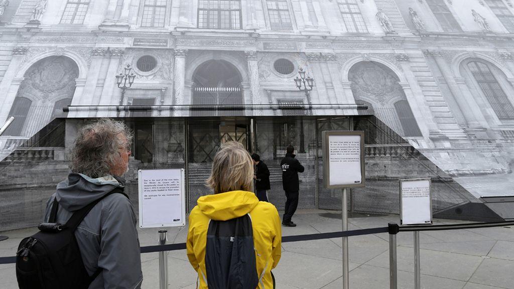 El museo del Louvre cierra para evacuar las obras de las zonas inundables