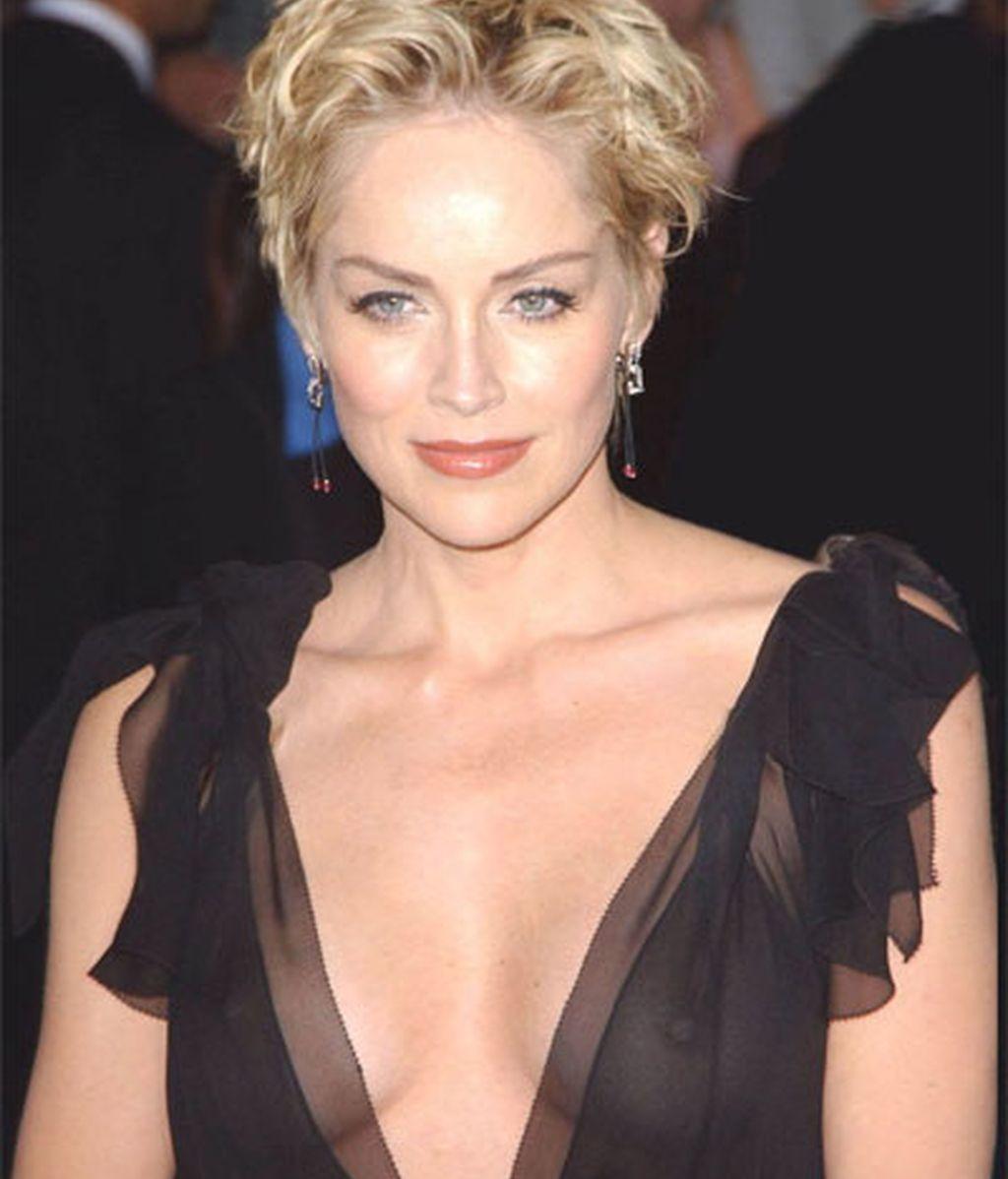 Sharon Stone (52)
