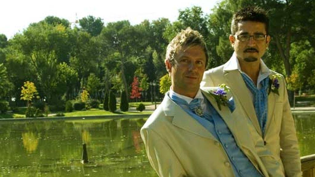 La boda de Kepa y Fran