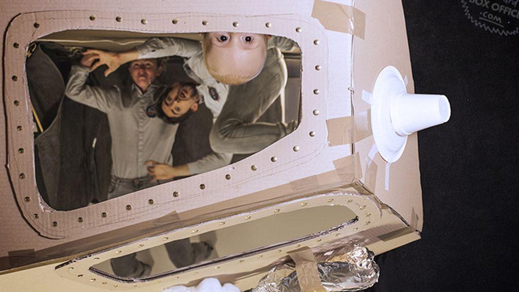 El pequeño Orson, elegido para la misión lunar de 'Apollo 13'