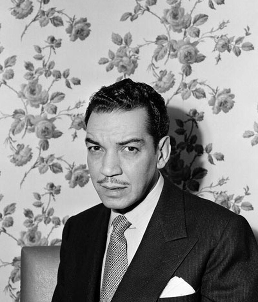 El actor y comediante en Nueva York en 1949