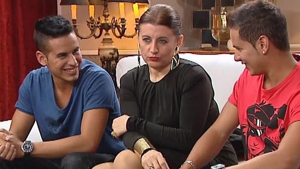 Así son las chicas de Luis Carlos y Álvaro