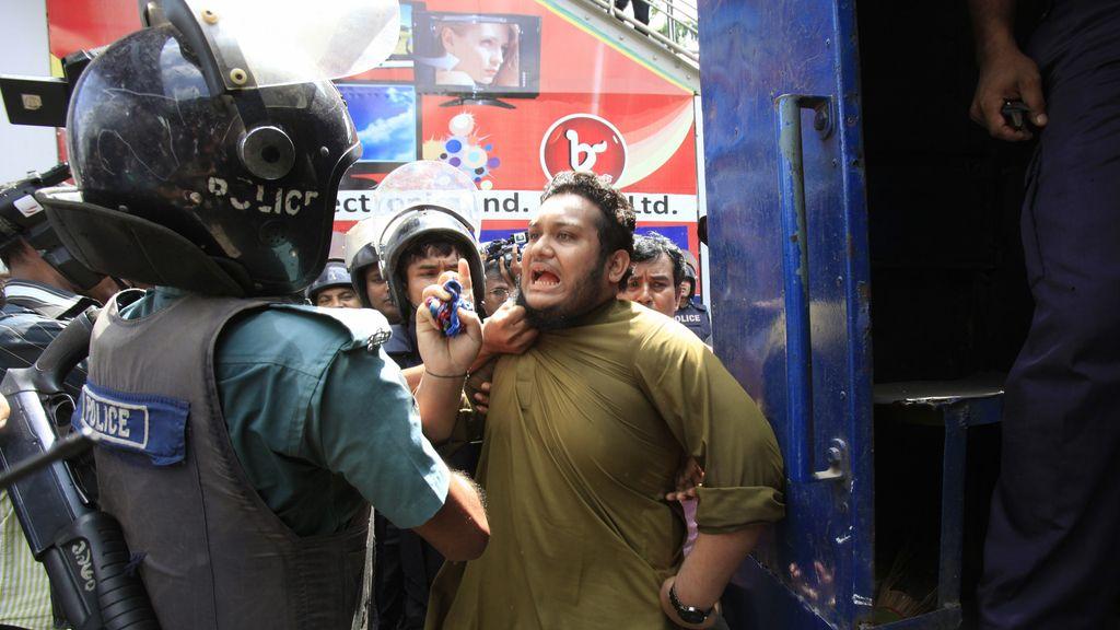 Bangladesh,Mahoma,manifestaciones,Islam,