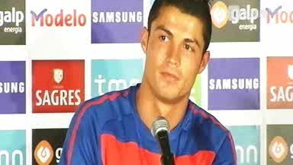 Cristiano Ronaldo no tiene miedo de España