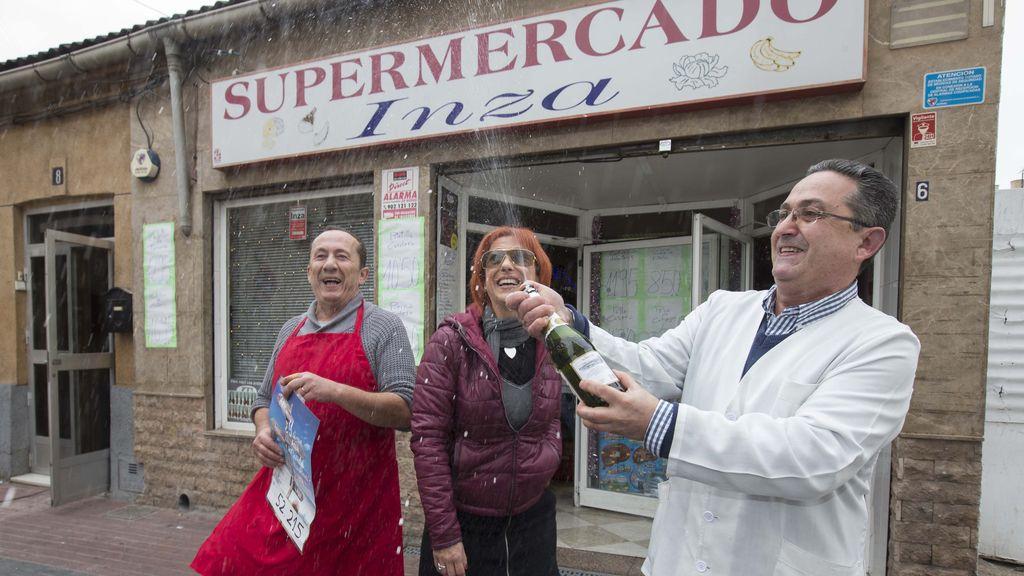 El cuarto premio del sorteo de Lotería De Navidad llega a Murcia
