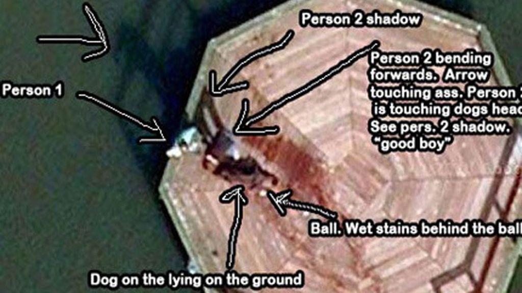 Se resuelve el misterio del homicidio de Google Earth