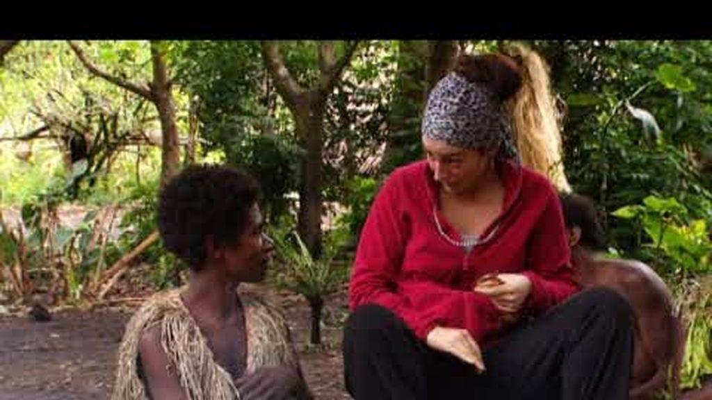 Promo Perdidos en la Tribu: Los Moreno-Noguera