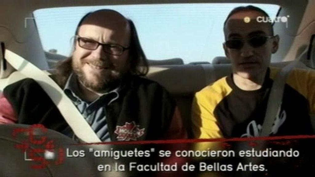 """Santiago y sus """"amiguitos"""""""
