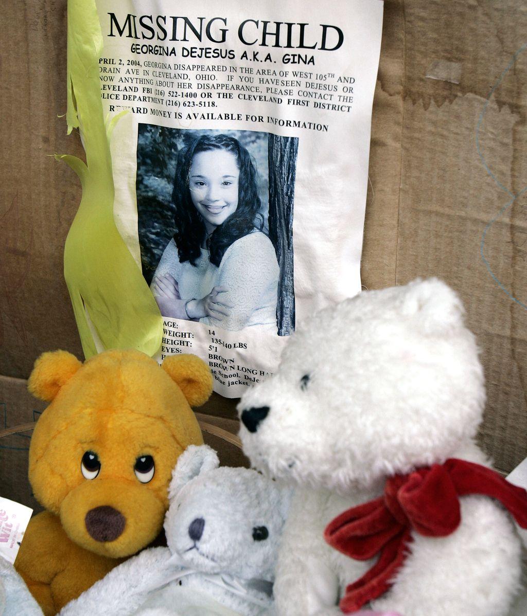 Las tres jóvenes pasaron diez años secuestradas