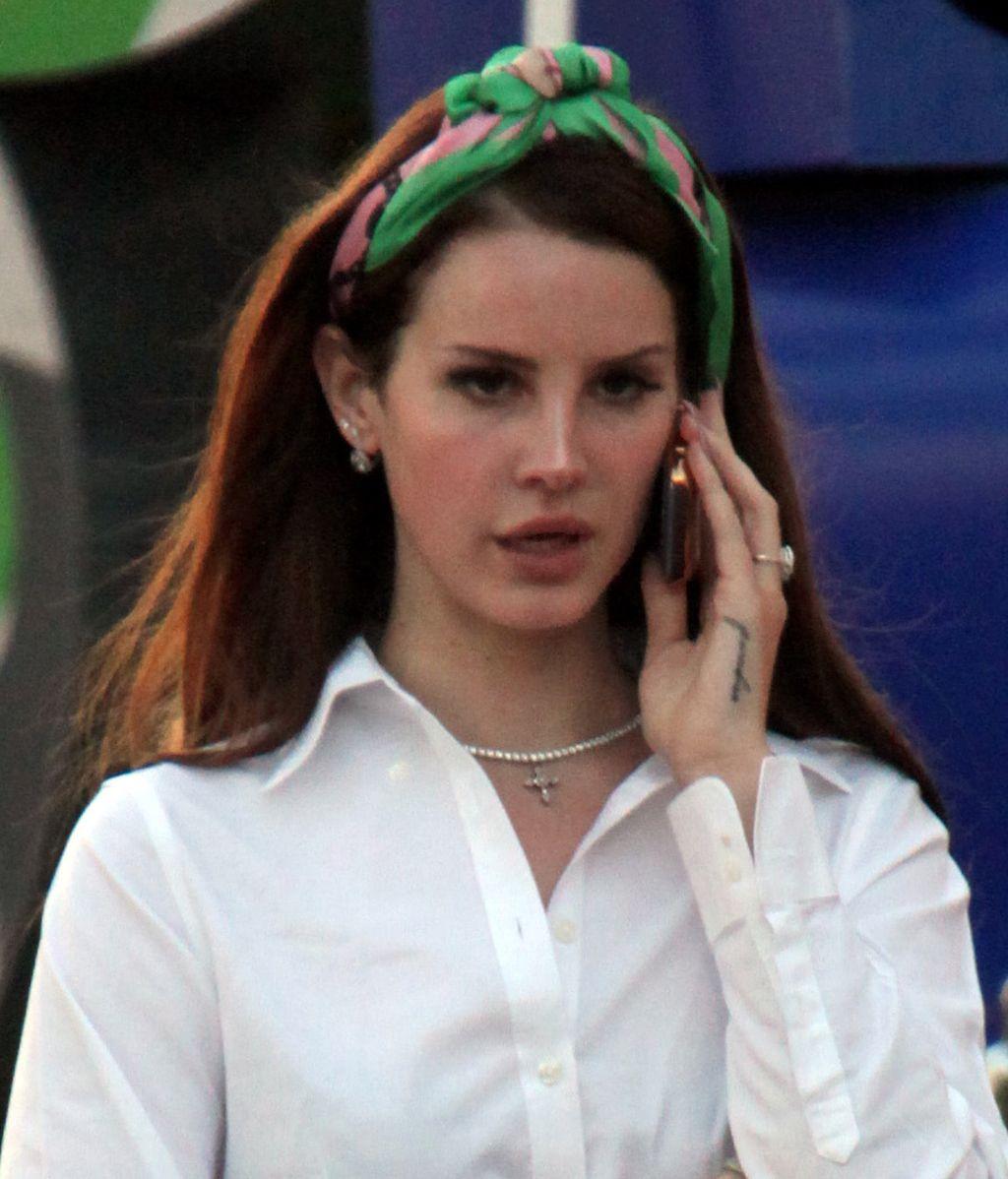 Rompe el 'look' a lo Lana del Rey