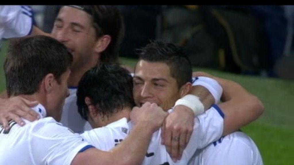 La pegada del Madrid tumba al Atleti